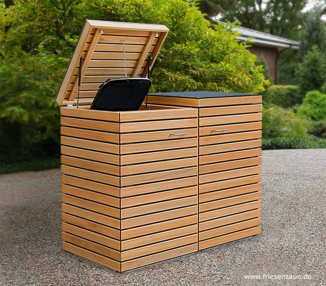 gartenbank holz modern. Black Bedroom Furniture Sets. Home Design Ideas