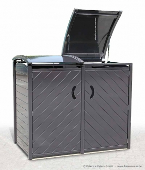 friesenbank shop exklusive m lltonnenbox sylt doppel 2. Black Bedroom Furniture Sets. Home Design Ideas