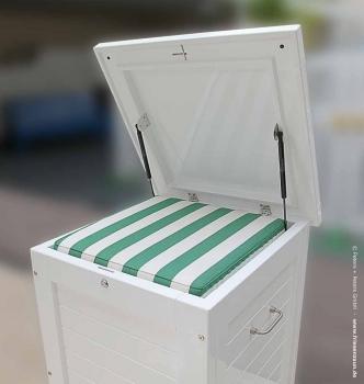 friesenbank shop kleine kissentruhe f r balkon hartholz gr e xs. Black Bedroom Furniture Sets. Home Design Ideas
