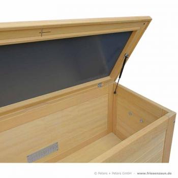 friesenbank shop wasserdichte kissentruhe cardiff. Black Bedroom Furniture Sets. Home Design Ideas