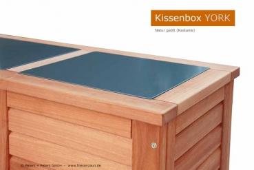 Gartenbox wasserdicht excellent xxl auflagenbox gartenbox for Auflagenbox meranti