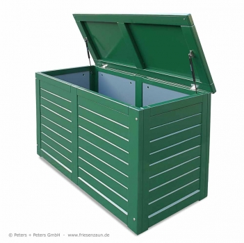 gartenbox wei garten. Black Bedroom Furniture Sets. Home Design Ideas