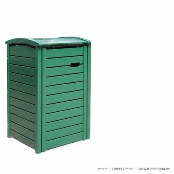 friesenbank shop m lltonnenbox holz natur ge lt f r 1. Black Bedroom Furniture Sets. Home Design Ideas