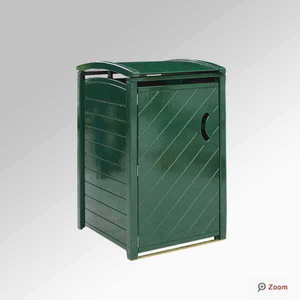 gartenmobel sylt, friesenbank-shop - bin box white green painted, Design ideen