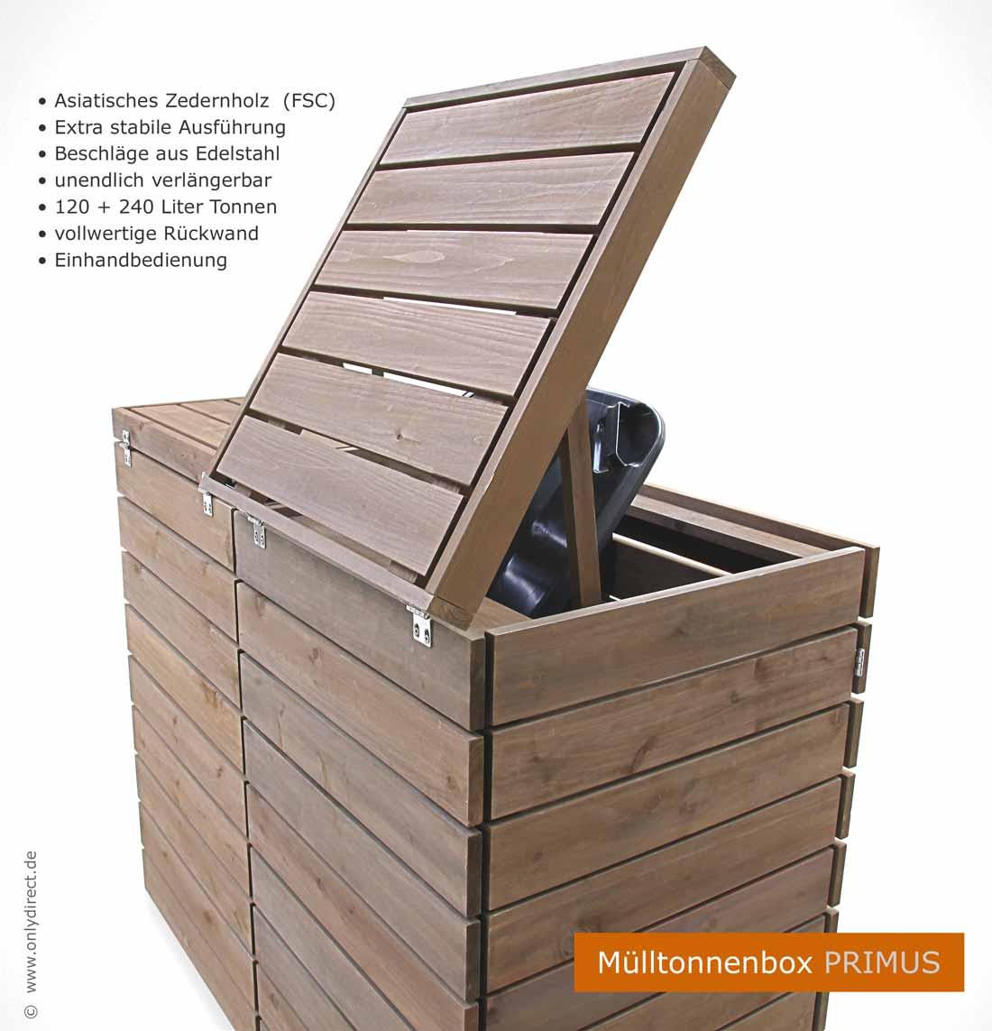 friesenbank-shop - bin box classic untreadet wood - kopie - kopie